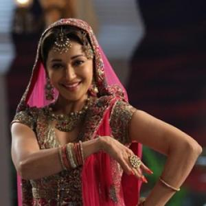 Review: Madhuri Dixit dazzles with Dedh Ishqiya