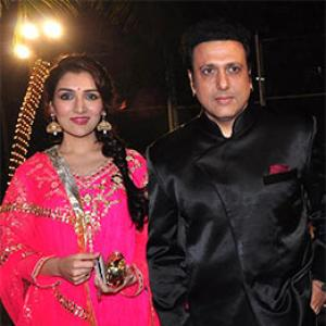 Govinda: My daughter is in no hurry to sign her first film