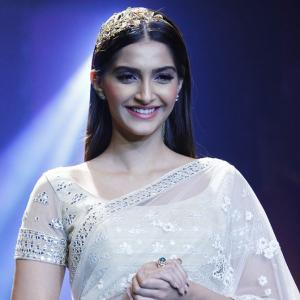 Sonam Kapoor: Can't do justice to what Rekha did in Khoobsurat