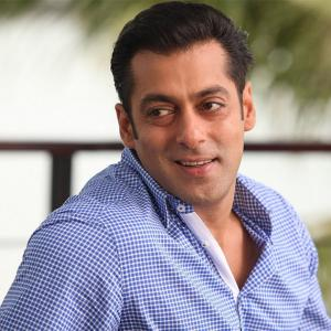 'God and I are this close,' Salman told me
