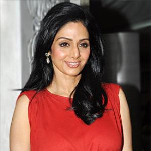 Sridevi to play princess in her next