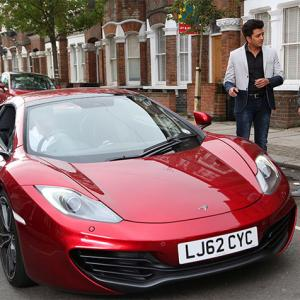 Photos The Finest Cars In Bollywood Rediff Com Movies