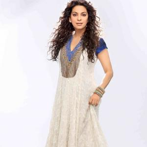 Juhi Chawla: I lacked Madhuri's screen presence, and the way she danced