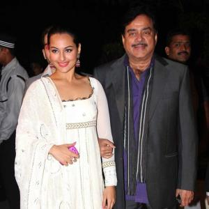 Sonakshi: I won't be campaigning for my father