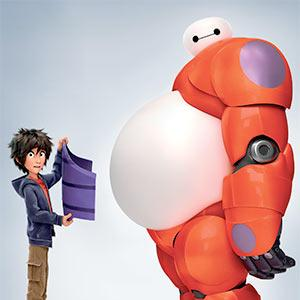 Review: Big Hero 6 is a whole lot of fistbumping fun