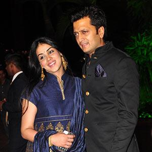 Baby boy for Riteish Deshmukh, Genelia