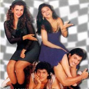 Quiz of the day: Aankhen is a remake of which film?