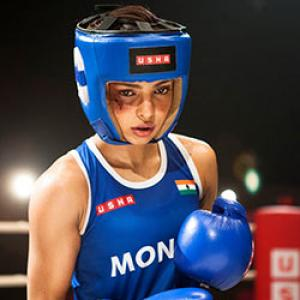 Review: Mary Kom truly packs a punch
