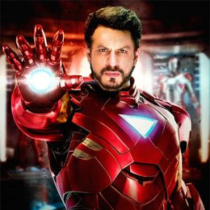 Iron Khan, Black Widow Chopra and other Bollywood Avengers