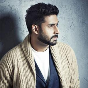 Abhishek: I don't aspire to be like my father