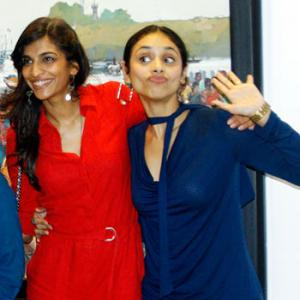 PIX: Angry Indian Goddesses visit Rediff!