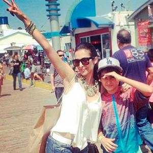 PIX: What makes Malaika a COOL mom!