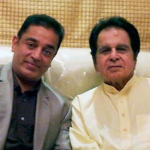 Kamal Haasan: Dilip Kumar had no right to retire so early