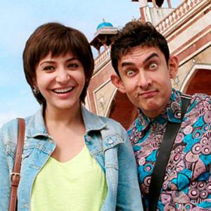 Aamir's PK nets 205% box office returns