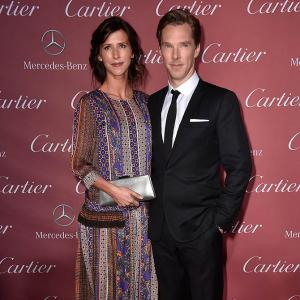 Benedict Cumberbatch, Sophie Hunter welcome baby boy