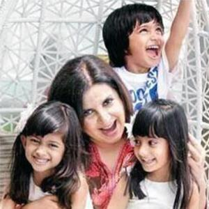 Birthday Special: The FABULOUS life of Farah Khan