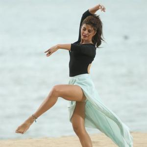 Lessons from Bollywood: Learning yoga from Jacqueline, Ash, Kangana