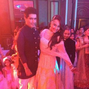 PIX: Sonakshi, Modi, Bachchans at Kush Sinha's grand wedding