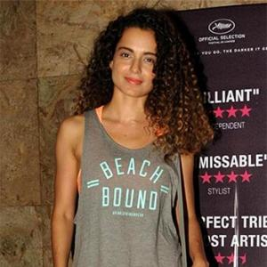 PIX: Kangana, Tabu watch Amy with Irrfan