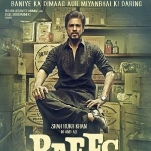 Trailer: Shah Rukh turns up the intensity with Raees