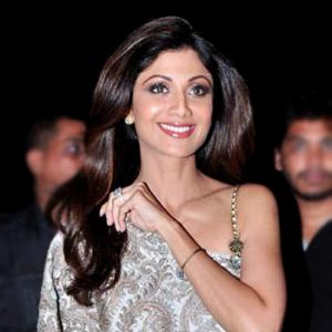 PIX: Shilpa Shetty, Tamanaah, Chiranjeevi at South film awards