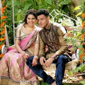 PIX: TV actor Anirudh Dave gets engaged