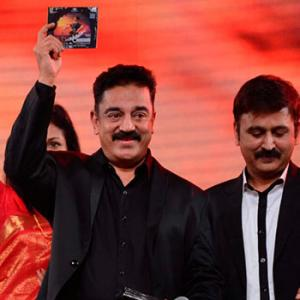Kamal Hassan's Uttama Villain audio launched