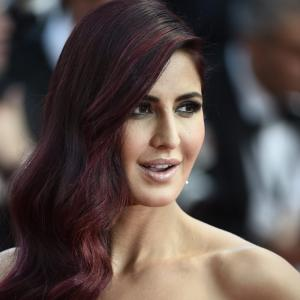 STUNNER coming through: Katrina Kaif makes her Cannes debut!