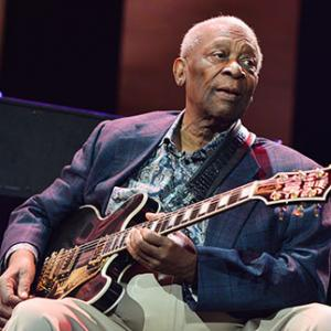 King of Blues B B King dies at 89