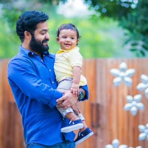 Photos: Meet NTR Jr's son