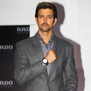 Hrithik complains to cyber crime cell to find imposter