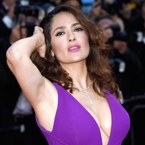 Harvey Weinstein made Salma Hayek's life a nightmare
