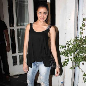PIX: Shraddha, Shahid, Kangana party together