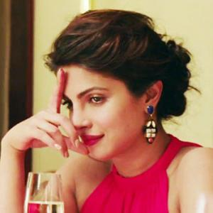 Priyanka: I am very greedy about my work