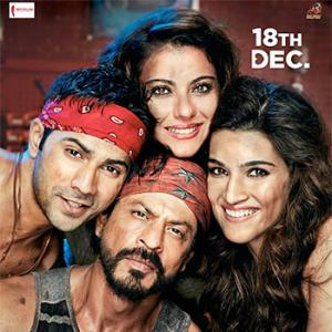 Dilwale Trailer Watch: The gang is back!