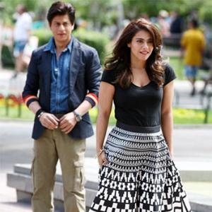 Pix: A SNEAK PEEK of Dilwale