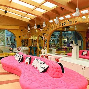 Pictures: Inside the Bigg Boss house