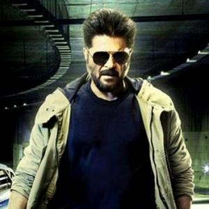 Anil Kapoor gets ready for 24, Season 2