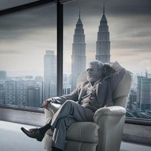 First Look: Rajinikanth's Kabali