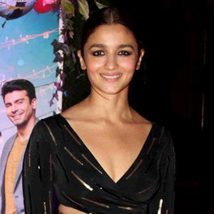 PIX: Alia parties with Sidharth, Fawad