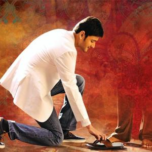 First Look: Mahesh Babu in Brahmotsavam