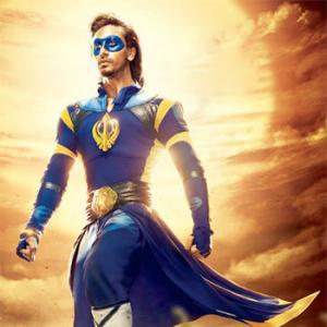 Review: A Flying Jatt is all heart, no craft