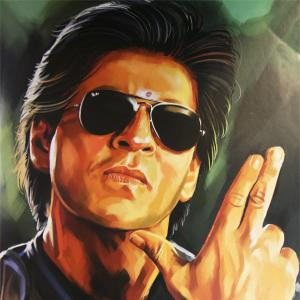 'Shah Rukh Khan can never play a poor man'