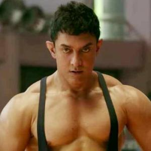 Alien, dog, disco fighter: Aamir Khan's unique avatars!