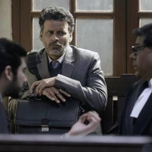 The amazing Manoj Bajpayee, as never before!