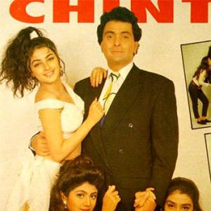 Rishi Kapoor, in FLASHBACK mode
