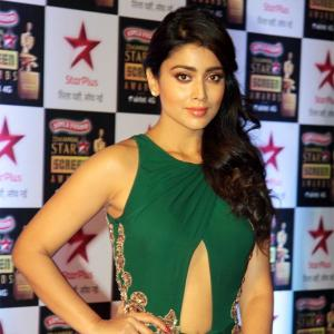 PIX: Shriya Saran, Sonam, Bachchans at Star Screen awards