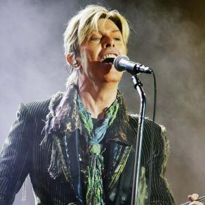 There Is A Happy Land Where Only Bowie Plays