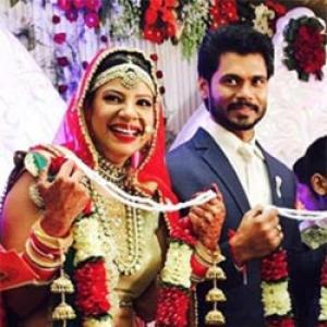 Gurucharan wife