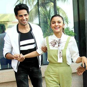 Is Alia dating Sidharth?